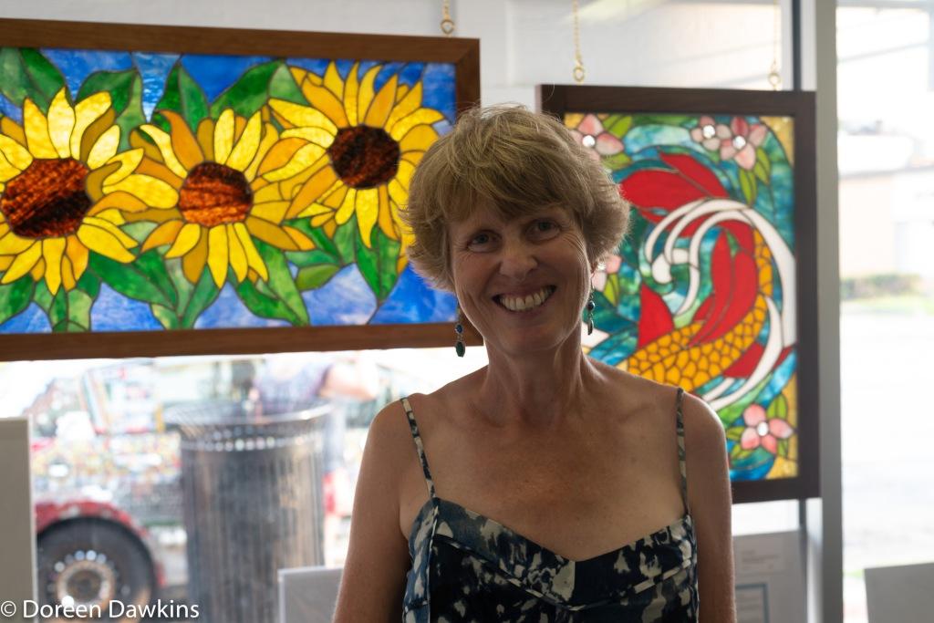 Patti Von Niessen, Artist