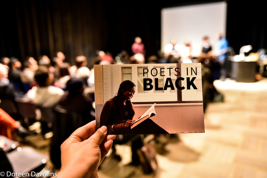 Poets in Black featuring Dr. Crystal Robinson Clark