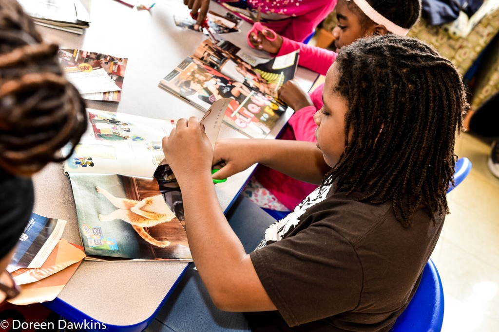 Art, Brown Girls Mentoring