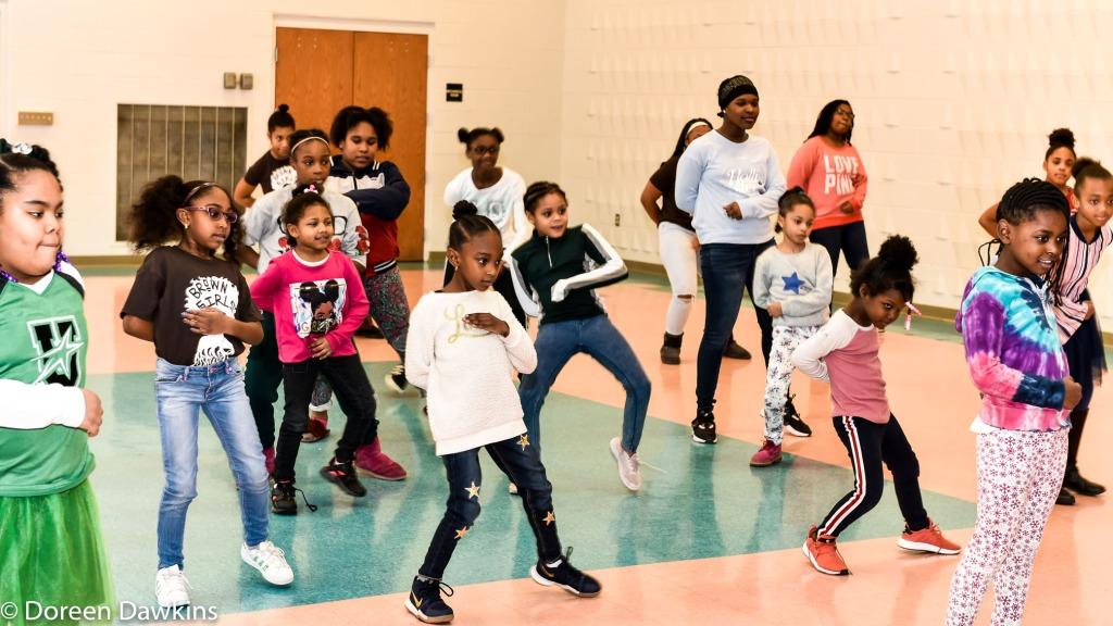 Dance, Brown Girls Mentoring