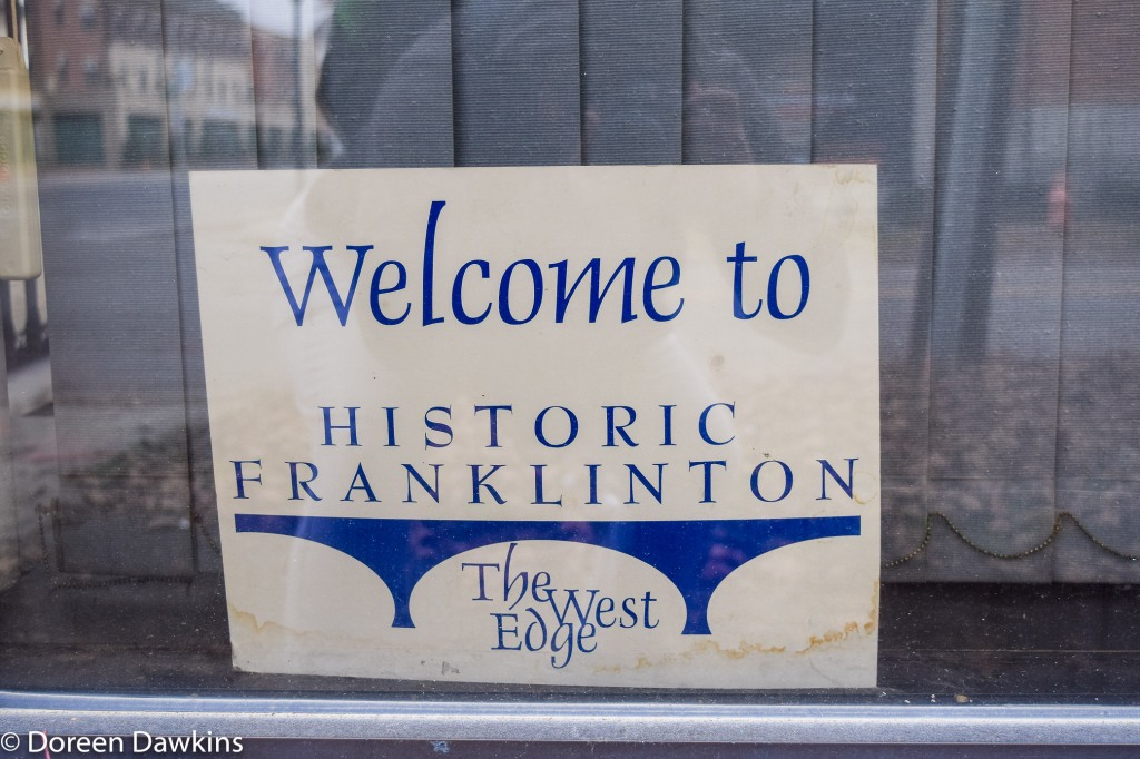Franklinton street photography