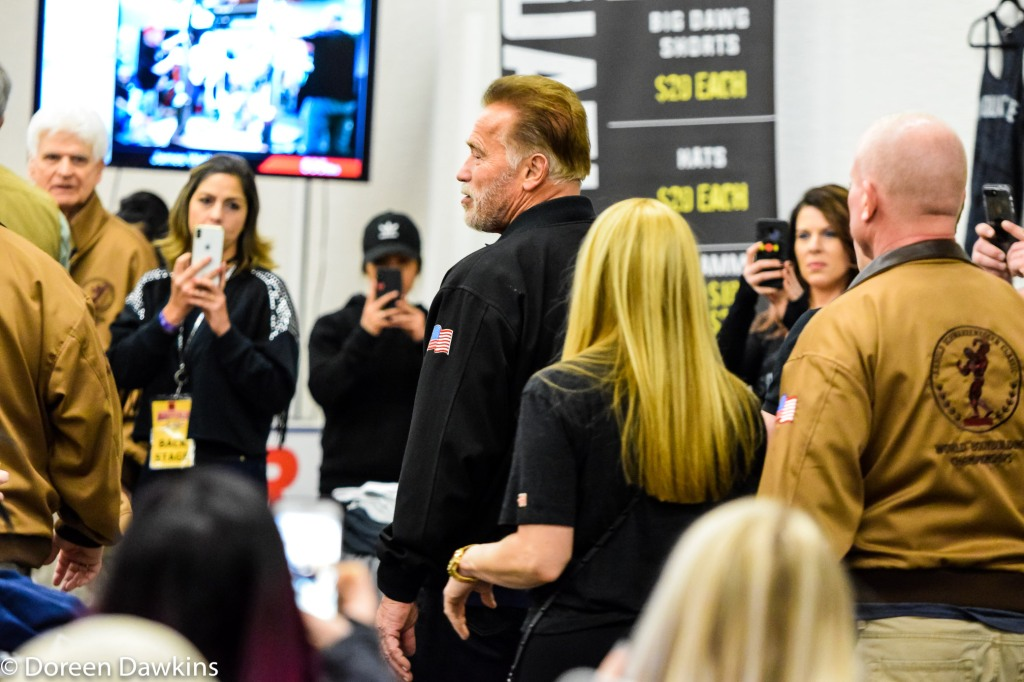 Arnold Schwarzenegger, Arnold Sports Festival USA 2019: On the Cheap