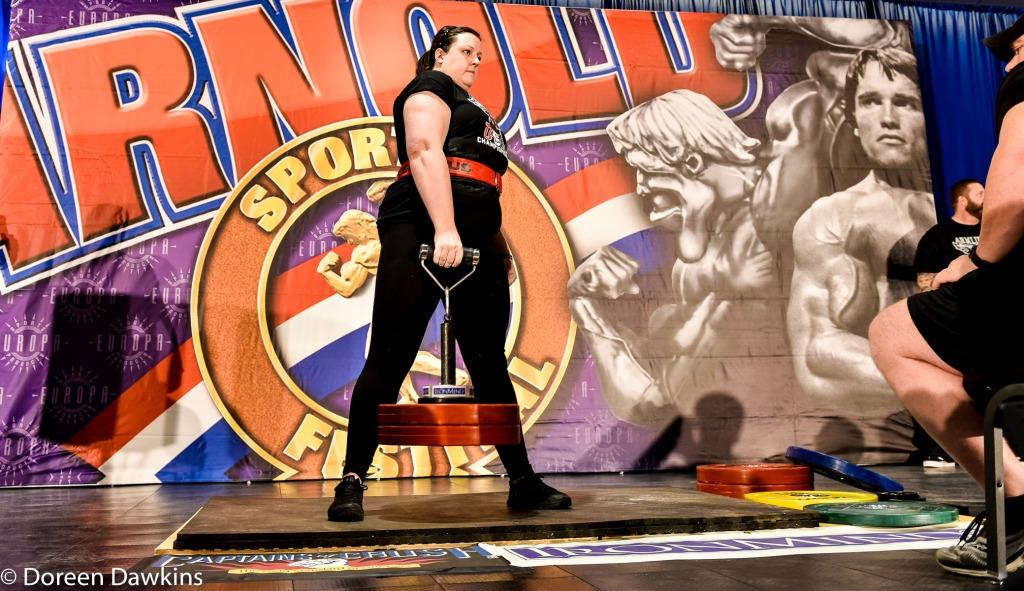 Armlifting winner, Arnold Sports Festival USA 2019: Armlifting