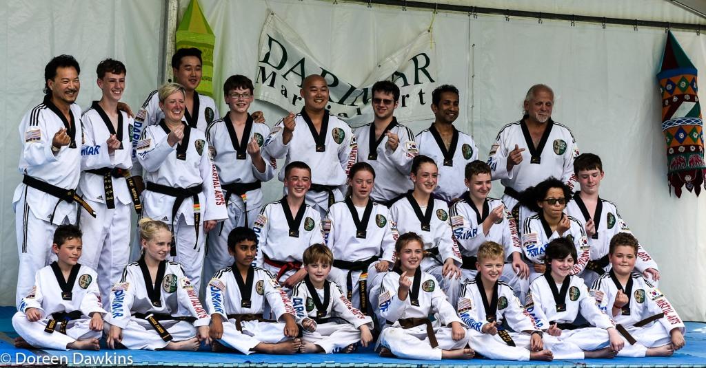 Grandmaster Darim Jang, Darimar Martial Arts, Asian Festival: Martial Arts