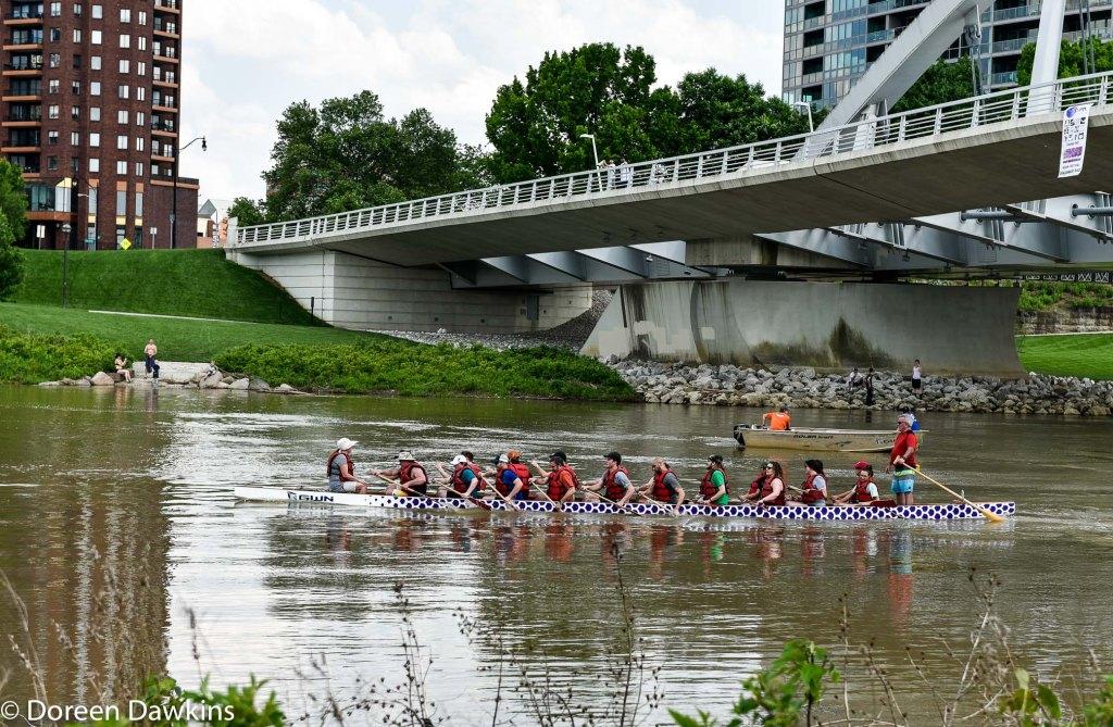 Dragon Boat Race, Asian Festival