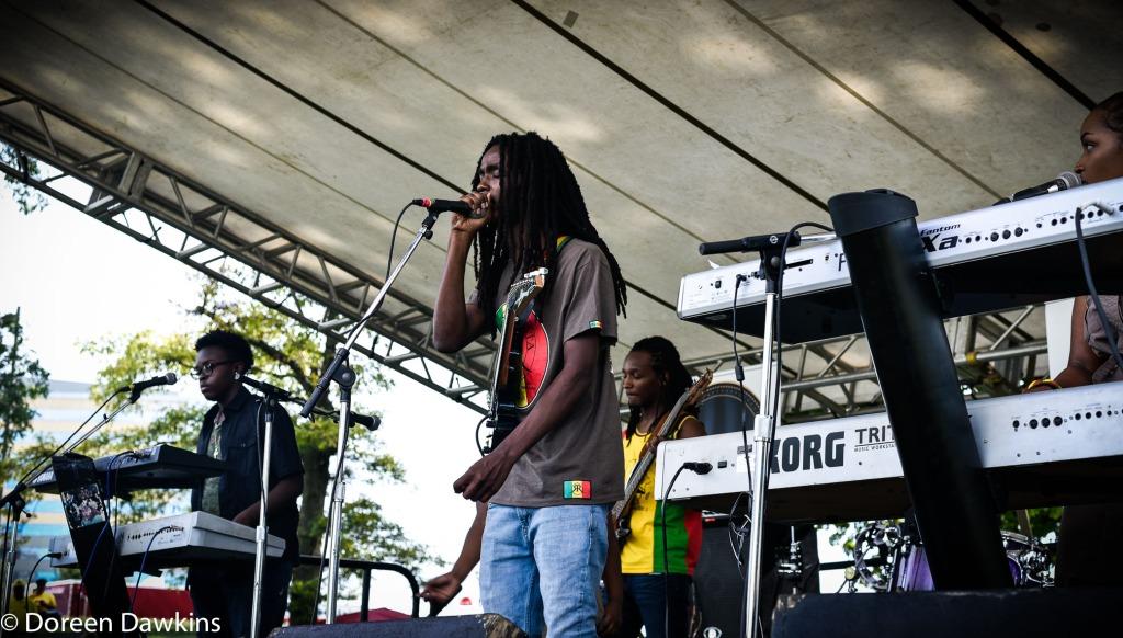 Lungu Vybz, Columbus Caribbean Festival 2018