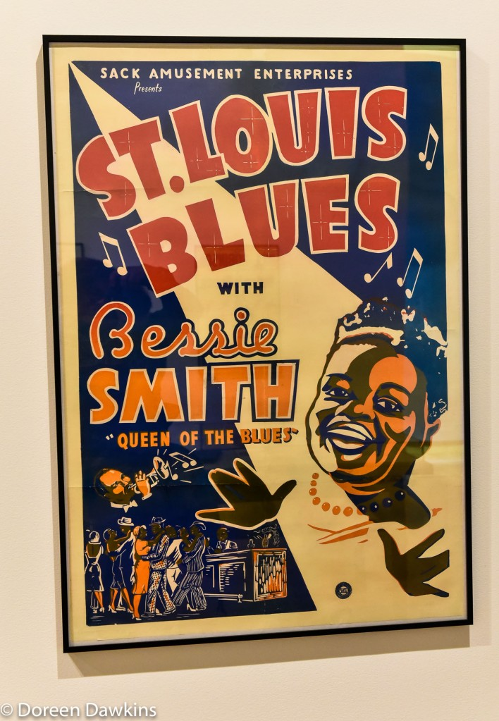 Saint Louis Blues with Bessie Smith, I, Too Sing America: the Harlem