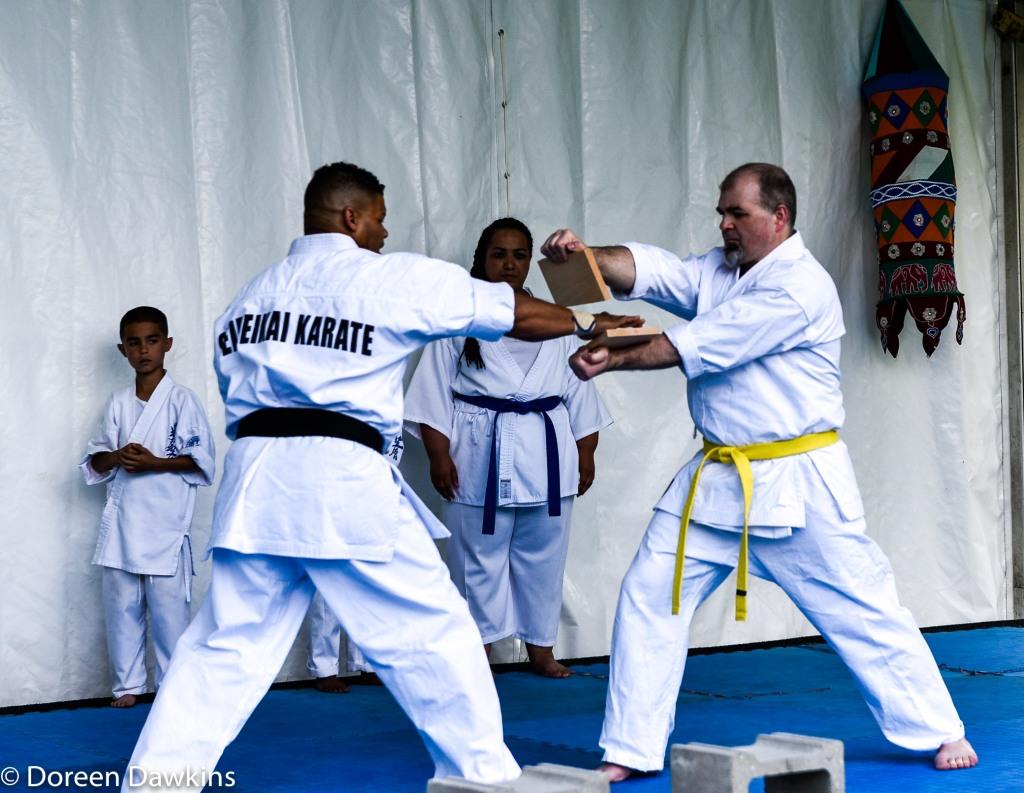 Kancho Benalio Padron, Asian Festival Martial Arts