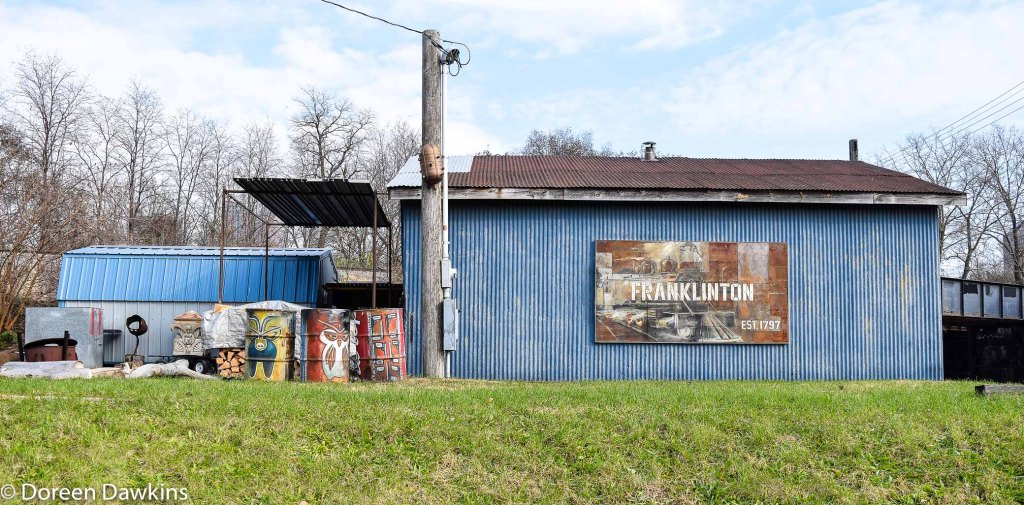Franklinton, street photography