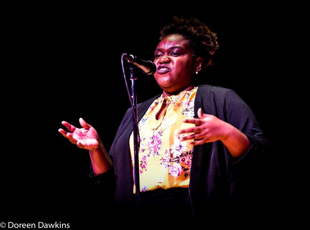 Negesti Kaudo, Harlem Renaissance Poetry and Prose Reading