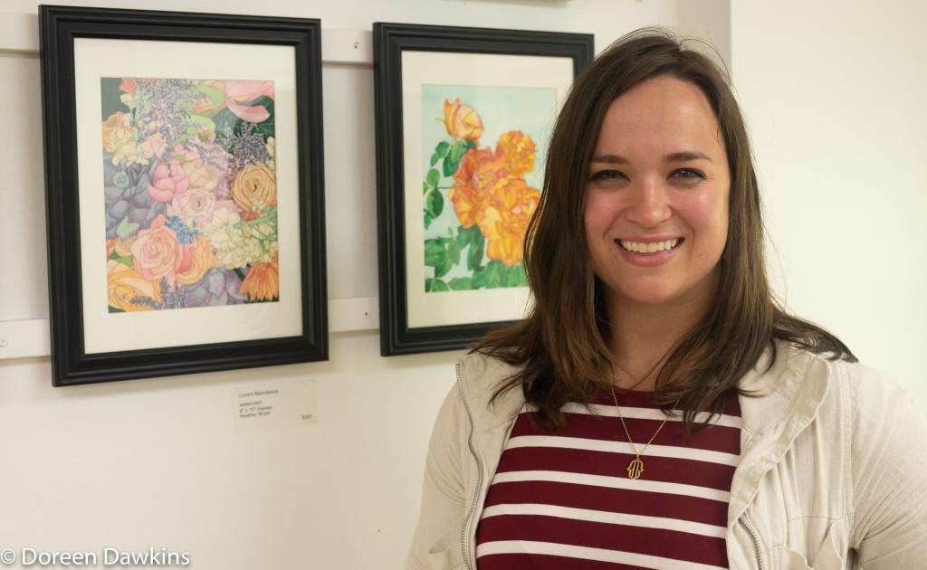 Heather Boyer, Artist