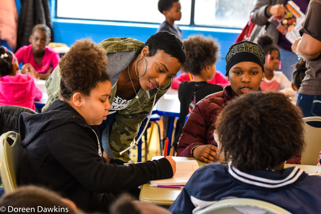 Writing prompt, Brown Girls Mentoring