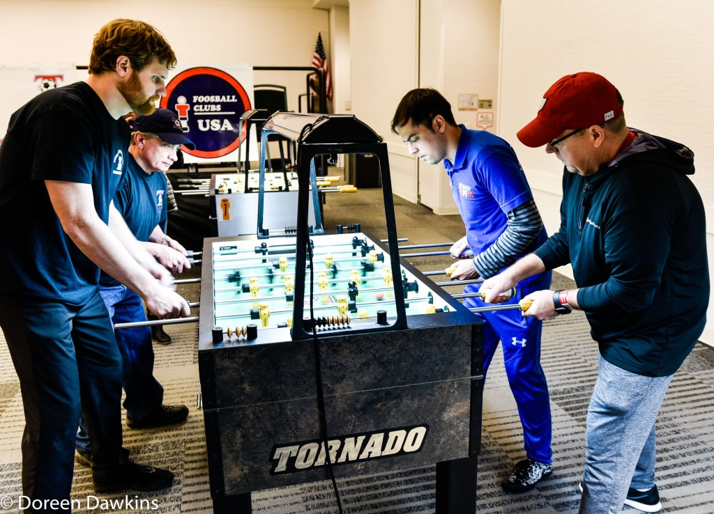 Foosball, Arnold Sports Festival USA 2019: On the Cheap