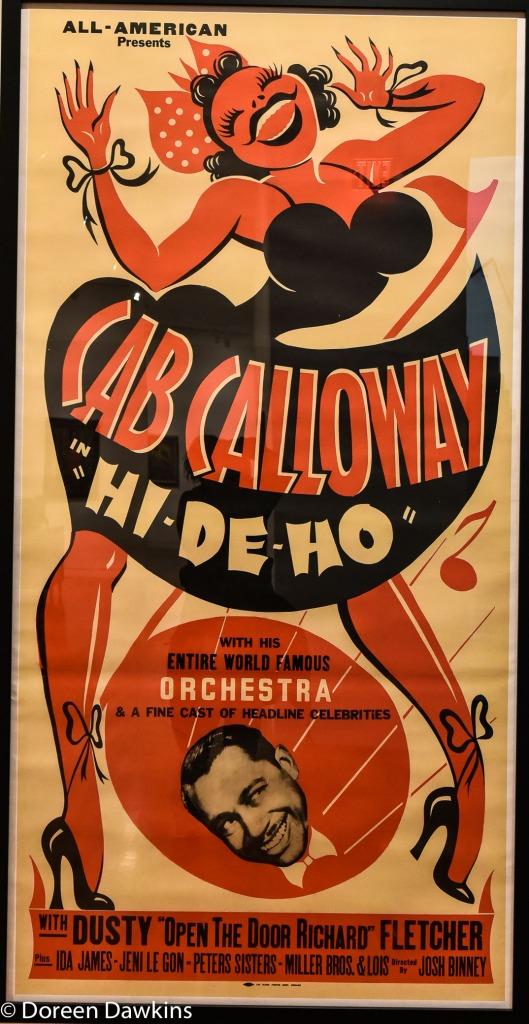 "Calloway ""Hi-De-Ho"": I, Too Sing America: the Harlem Renaissance at 100"