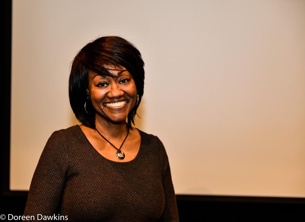 Dr. Crystal Robinson Clark, Poets in Black featuring Dr. Crystal Robinson Clark