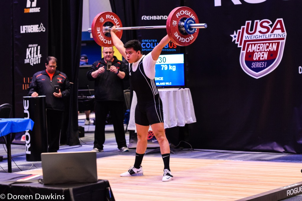 USA weight lifting American Open Series, Arnold Sports Festival USA 2019: On the Cheap