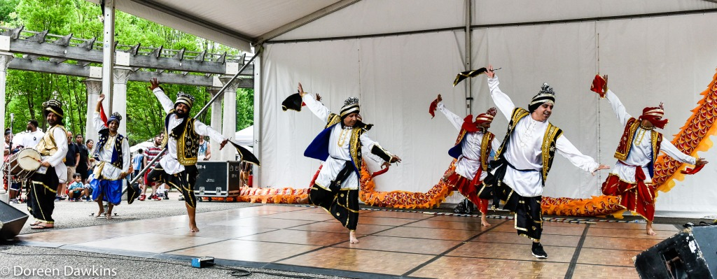 Nachdapunjab, Asian Festival
