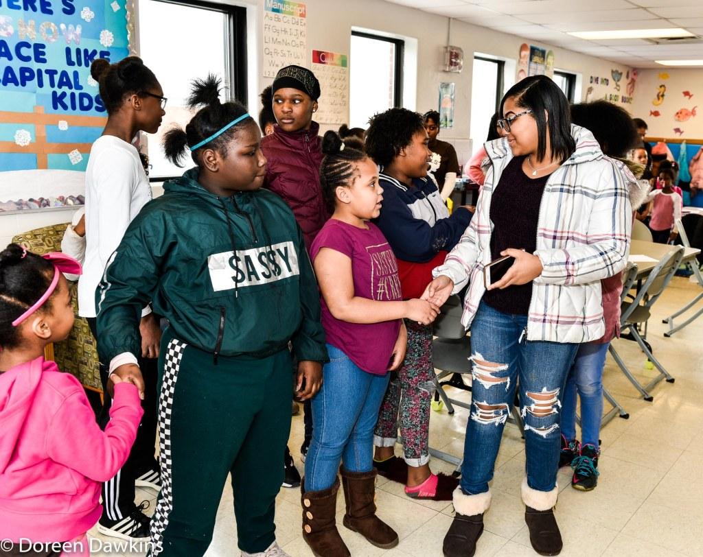 Icebreaker, Brown Girls Mentoring
