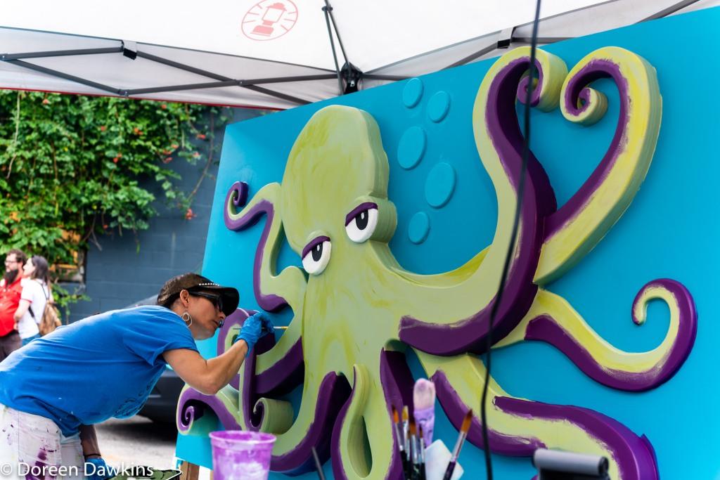 Super Art League, Urban Scrawl 2018
