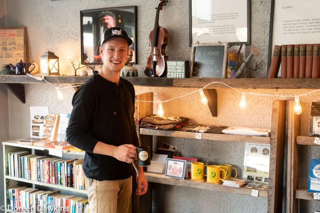 Timothy Rush, Third Way Café