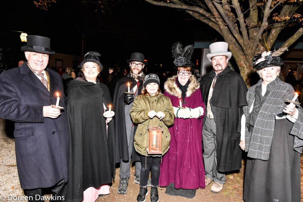 Christmas Carolling, Dickens of a Christmas
