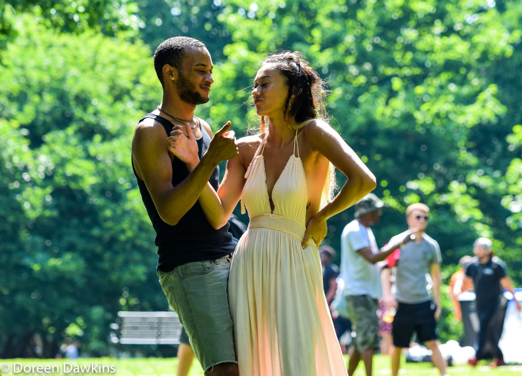 Couple in the Moment, Comfest 2019