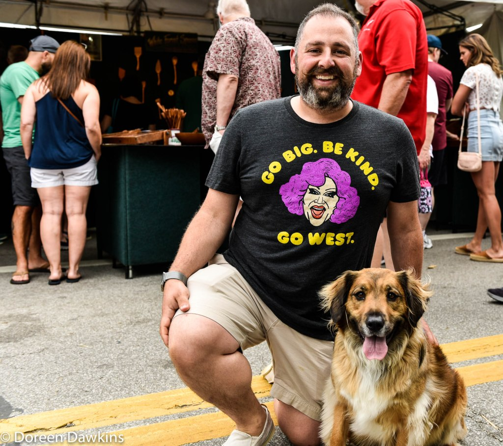 Pet Family #2, Columbus Arts Festival 2019