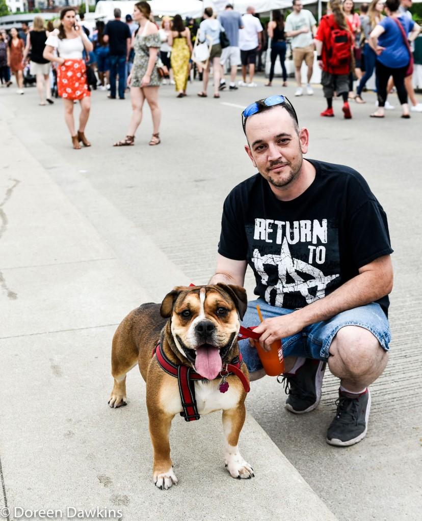 Pet Family #4, Columbus Arts Festival 2019