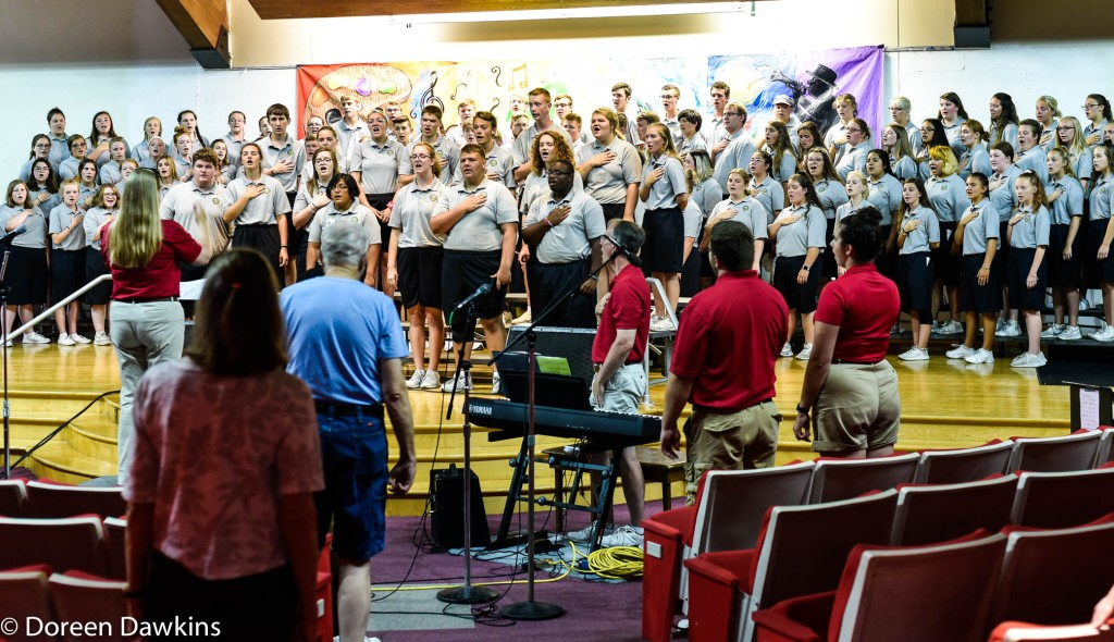 All- Ohio State Fair Youth Choir, Ohio State Fair 2019