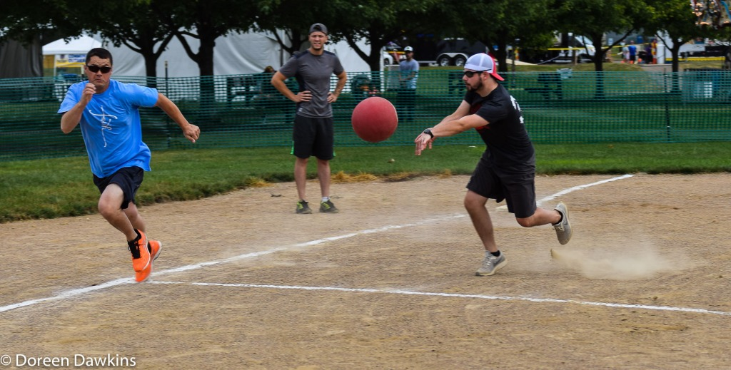 In it to win it! (Holy Tomato Kickball),  Reynoldsburg Tomato Festival 2019