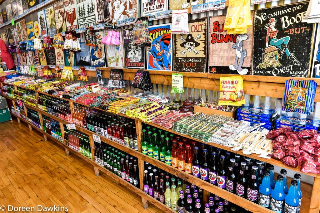 Candy anyone?, Rocket Fizz Columbus, OH