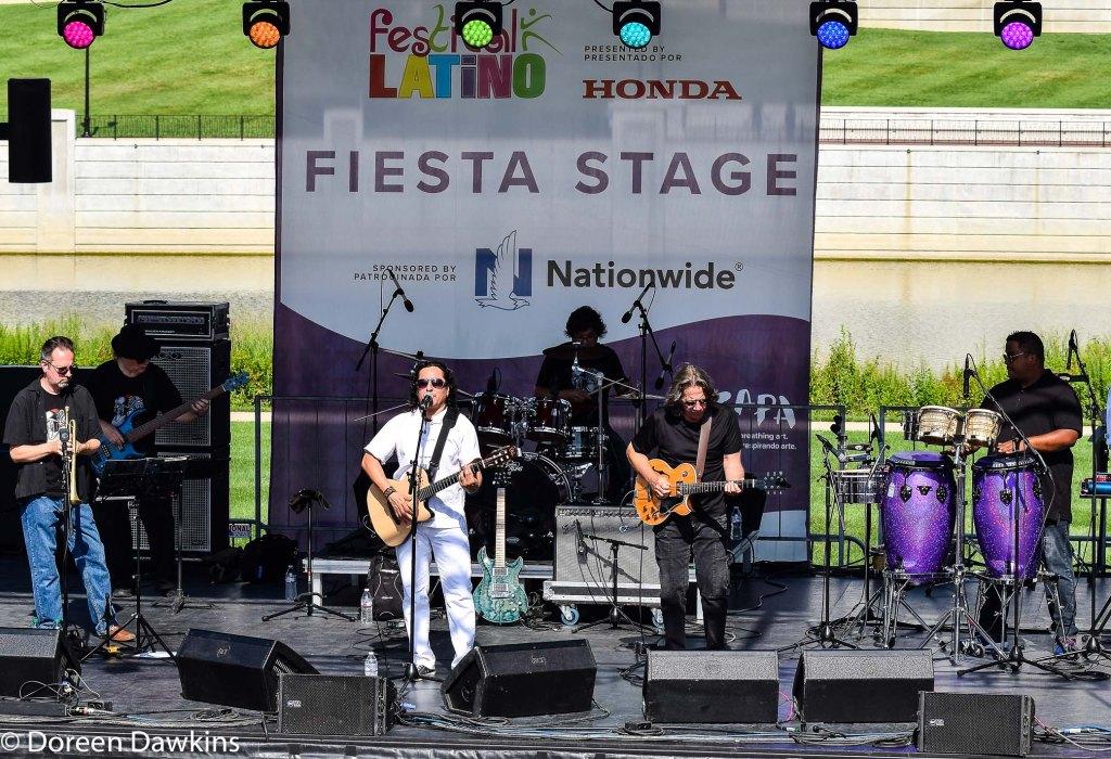 @kiqueinfante,  Enrique Infante, Festival Latino 2019