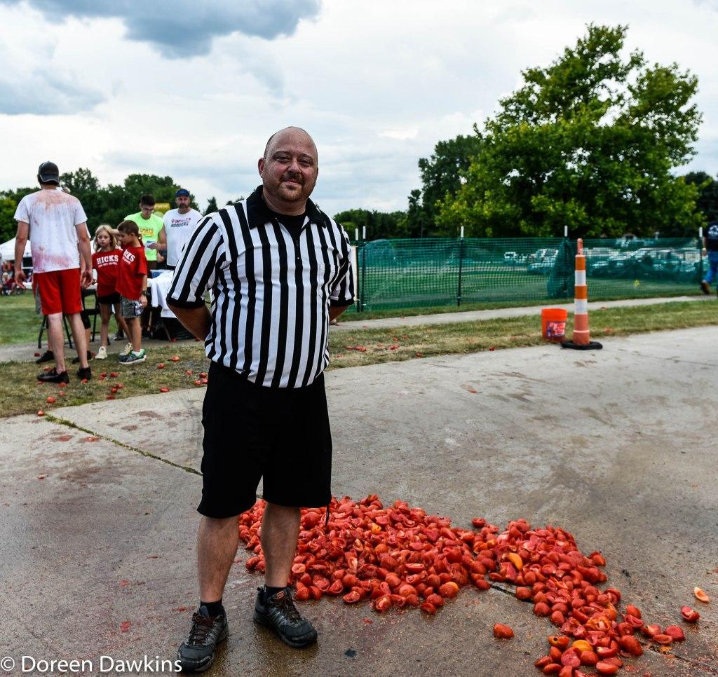 Matt Sisler, Reynoldsburg Tomato Festival 2019