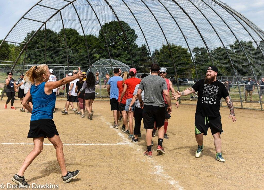 Sportsmanship (Holy Tomato Kickball),  Reynoldsburg Tomato Festival 2019