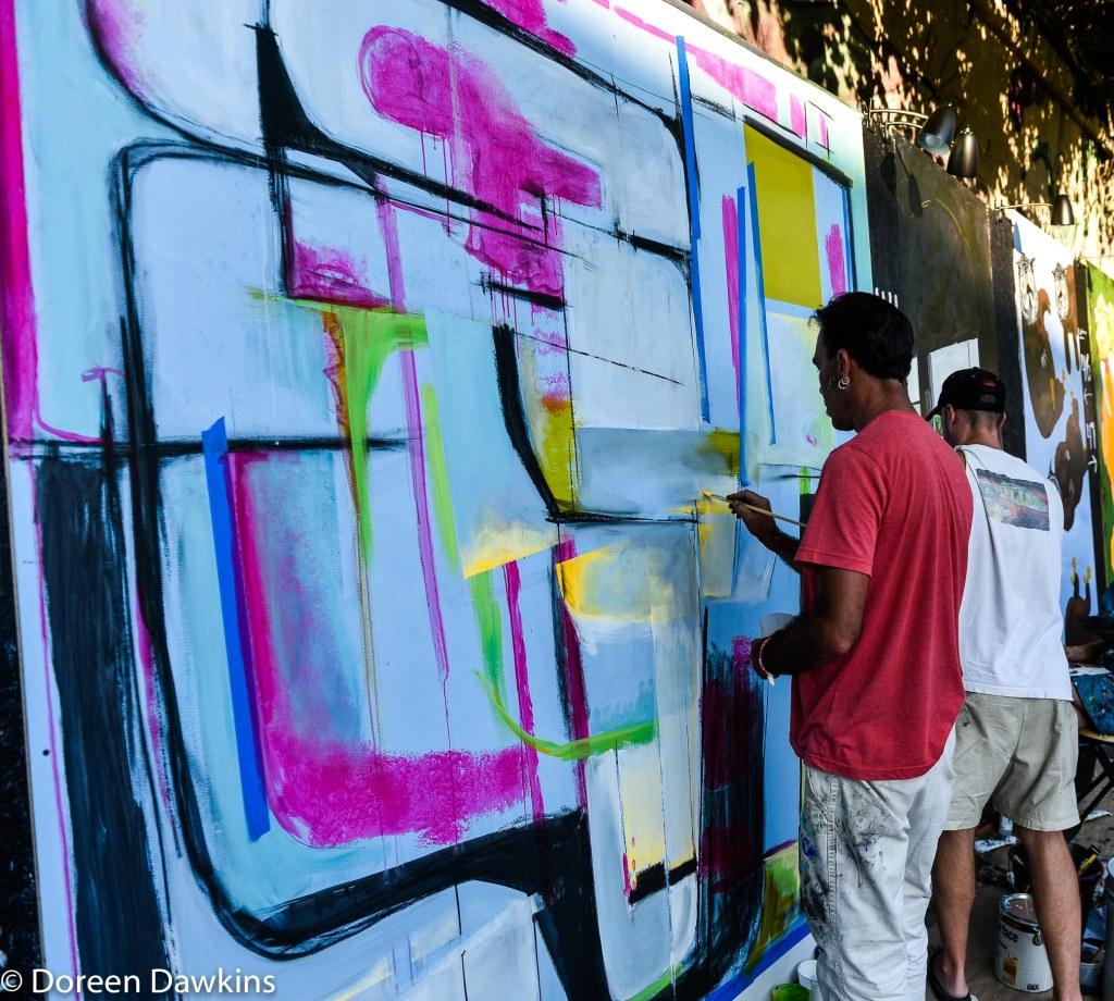 Simon La Bozetta, Urban Scrawl 2019