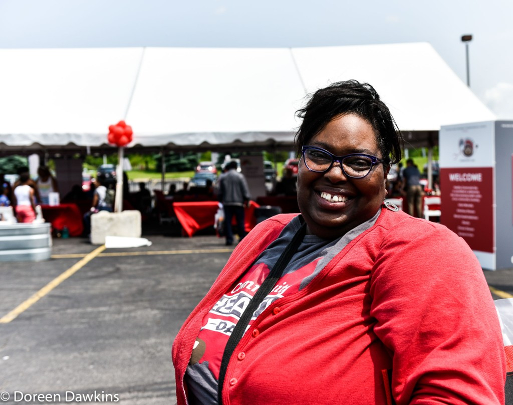 Rochelle Martin, The Ohio State University Wexner Medical Center Healthy Community Day