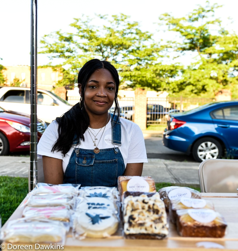 Zaria Ware, Owner of Bake Theory Columbus, https://baketheory.com/, Trap Yoga and Food Trucks