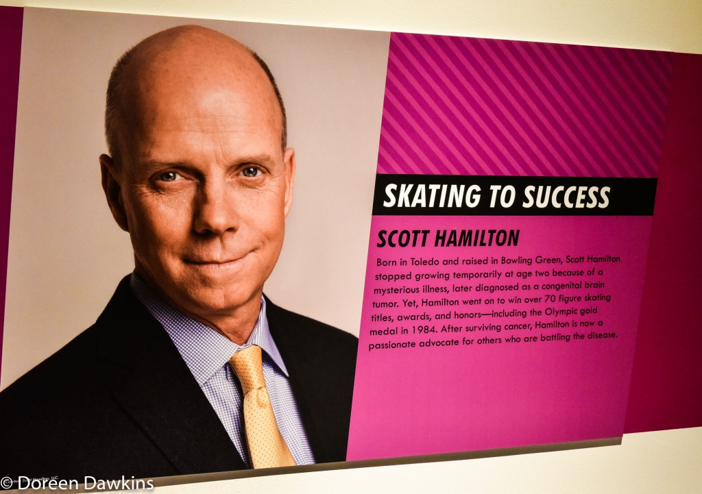 Scott Hamilton, Ohio-Champion of Sports