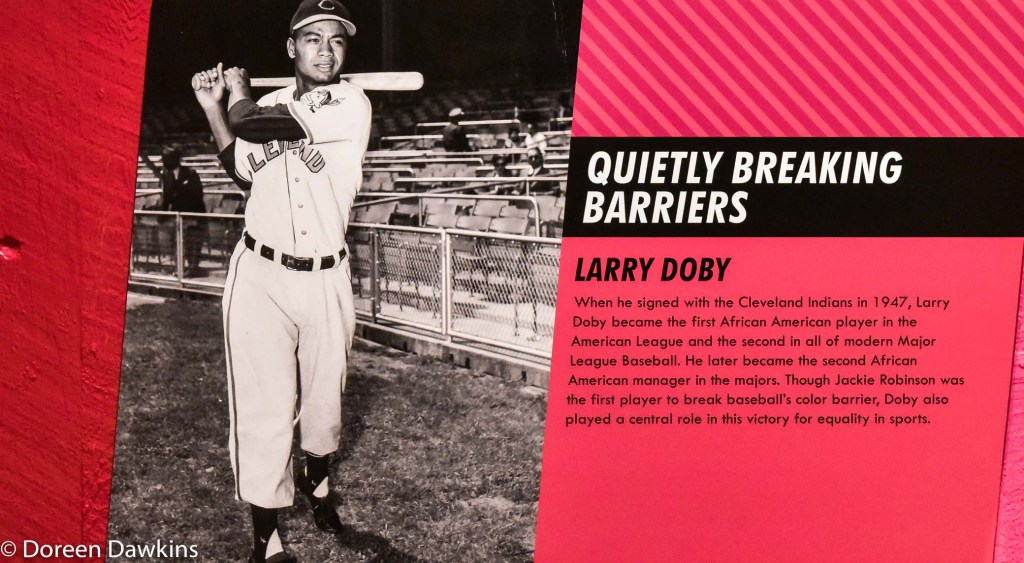 Larry Dobie, Ohio-Champion of Sports