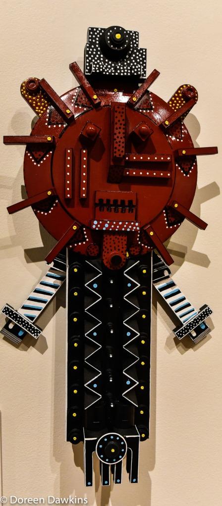 """Queen Brooks """"Tribute to the Lessor God"""", Ohio Diaspora featuring Curator Rosa Rojas"""