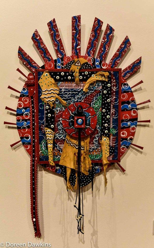 "Queen Brooks ""Mother Earth Matters"", Ohio Diaspora featuring Curator Rosa Rojas"