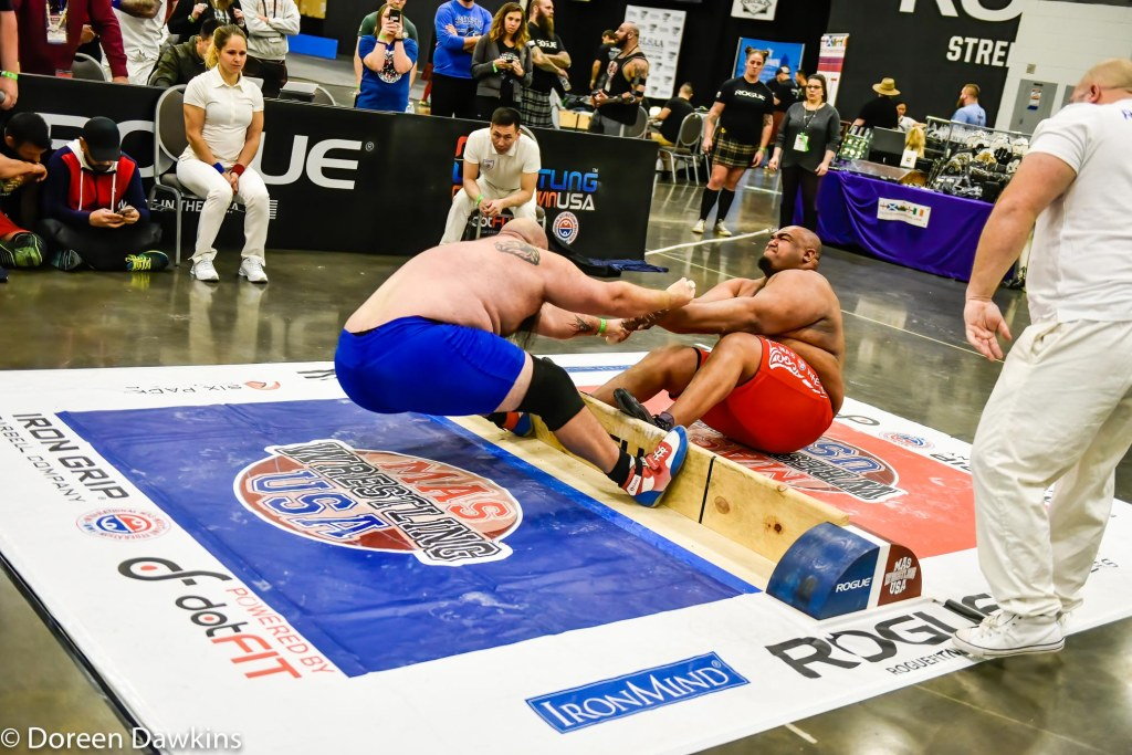 MAS Wrestling at the Arnold Sports Festival 2020