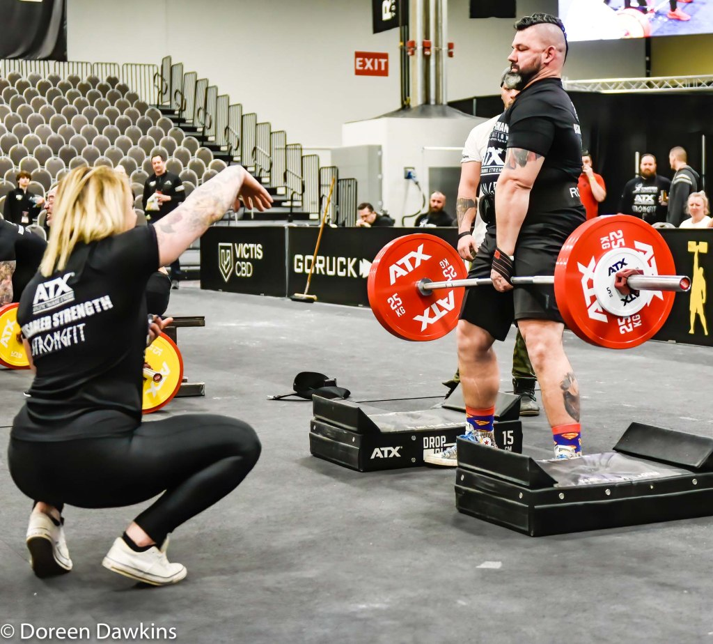 Disabled Strongman One Arm Deadlift World Record holder, Mike Diehl: Arnold Sports Festival 2020