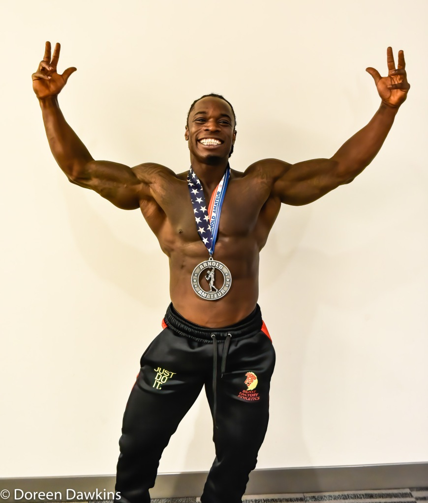 Christopher Patrick London, Men's Classic Physique Class A,  Arnold Sports Festival 2020