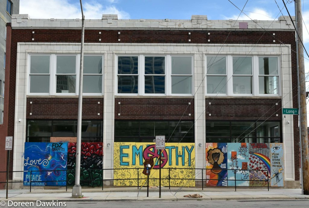 Greater Columbus Arts Council, 182 E. Long Street, Columbus, OH 43215, COVID-19 Break: Property Damage turned to Art: Artist Participation, #ArtUnitesCbus