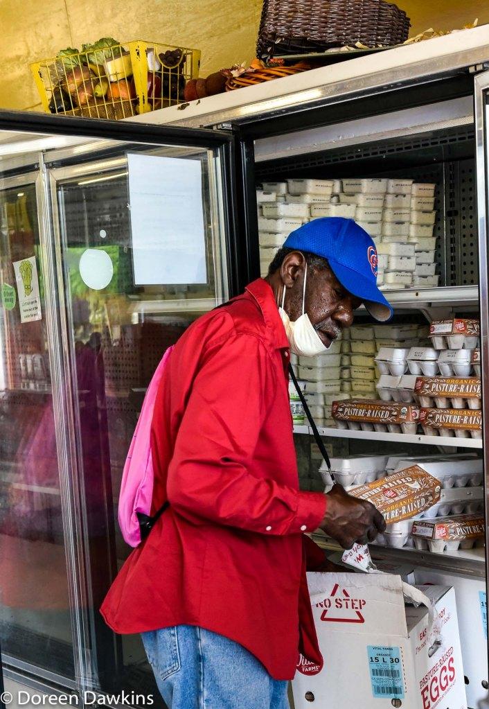 COVID-19 Break: All People Fresh Market